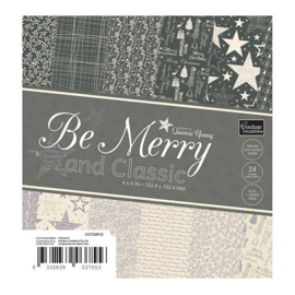 Couture Creations - Be merry