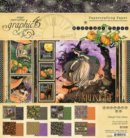 Graphic 45 - Midnight tales 20x20