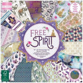 First edition - Free spirit