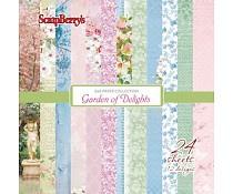 Scrapberry's - Garden delights
