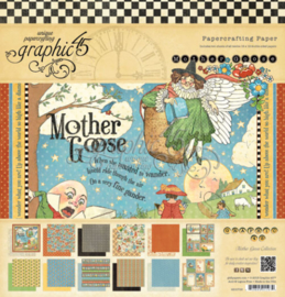 Graphic 45 - Mother Goose