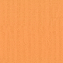 Cardstock - oranje, grapefruit