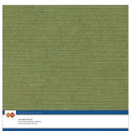 Cardstock - groen, mos
