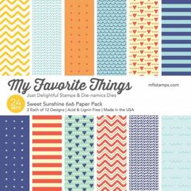 My favorite things - Sweet sunshine