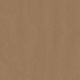 Cardstock - bruin, pinda