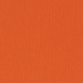 Cardstock - oranje, meloen
