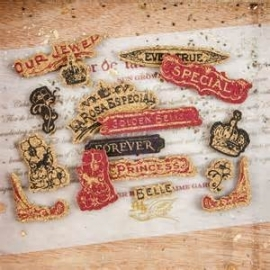 Prima - Cigar box Secrets kurk stickers