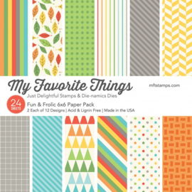 My favorite things - Fun & frolic