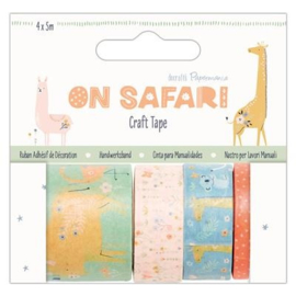 Papermania - On safari paper tape