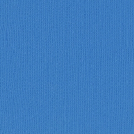 Cardstock - blauw, denim