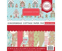 Craft Smith - Gingerbread cottage