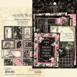 Graphic 45 - Elegance - journaling