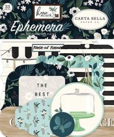 Carta Bella - Home again - die-cuts
