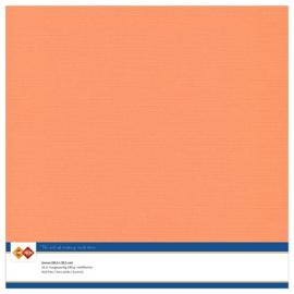 Cardstock - oranje, zacht