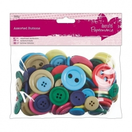 Papermania - buttons, brights