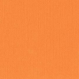 Cardstock - oranje, saffraan