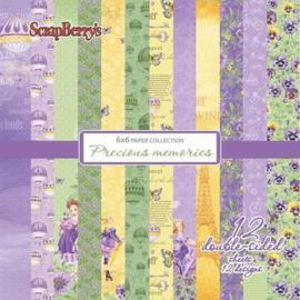 Scrapberry's - Precious memories