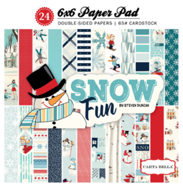 Carta Bella - Snow fun