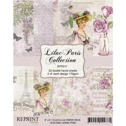 Reprint - Lilac paris