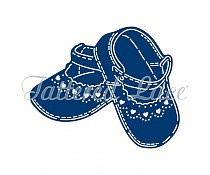 Tattered lace - Baby shoes