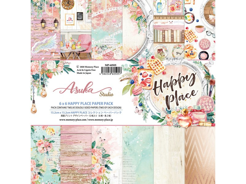 Asuka Studio - Happy place