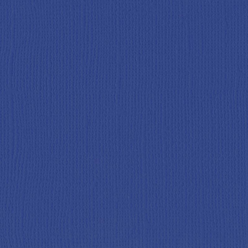 Cardstock - blauw, inkt