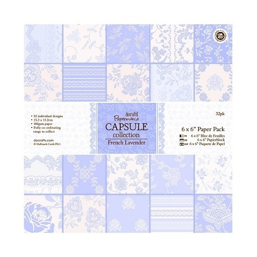 Papermania - French Lavender
