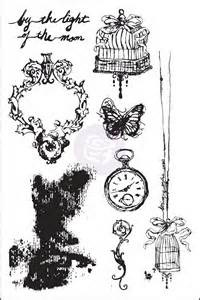 Prima - Epiphany cling stamp