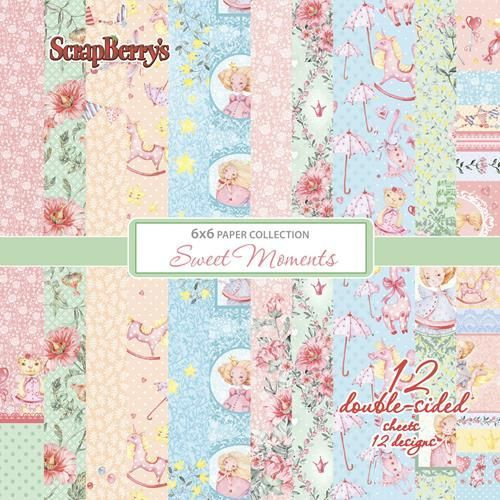Scrapberry's - Sweet moments