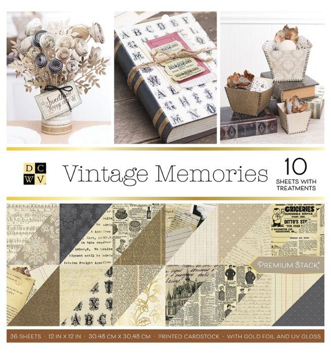 DCWV -Vintage memories