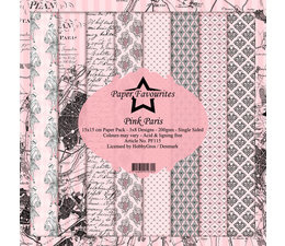Paper favourites - Pink Paris