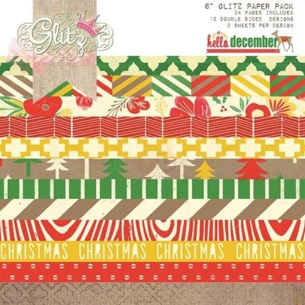 Glitz - Hello december