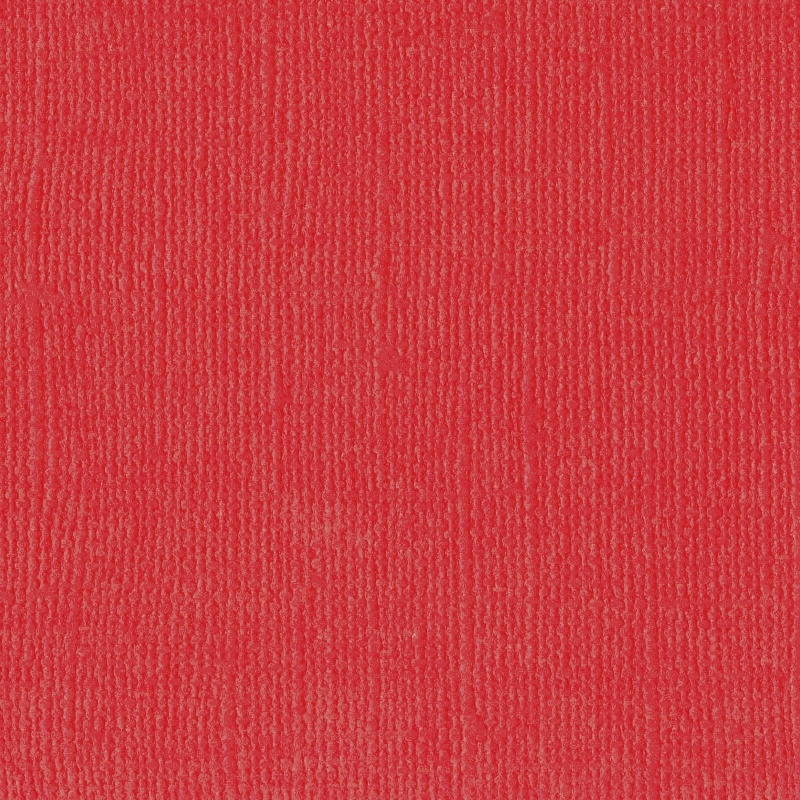 Cardstock - rood, papaver