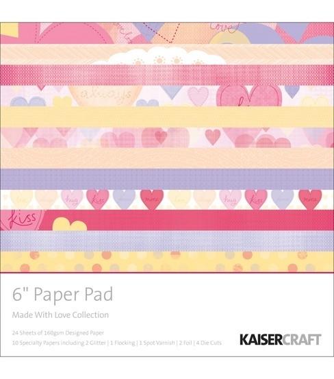 Kaisercraft - Made with Love