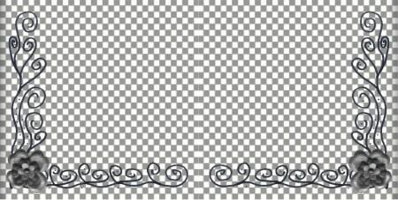 Spread-set - zwart-wit