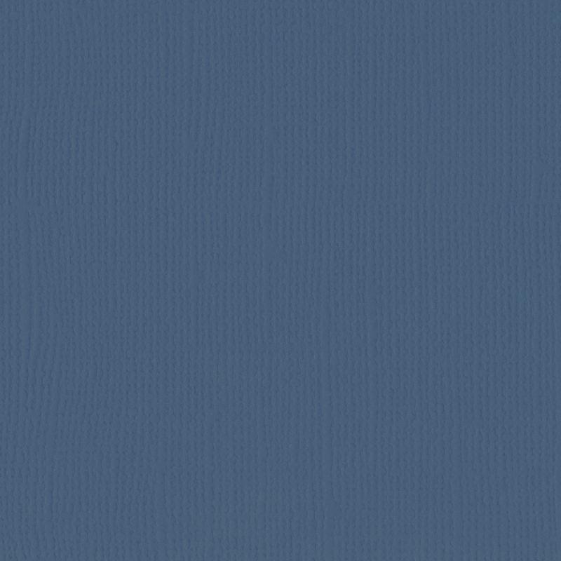 Cardstock - blauw, grafiet