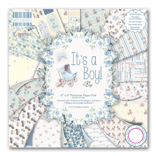 First edition - It's a boy