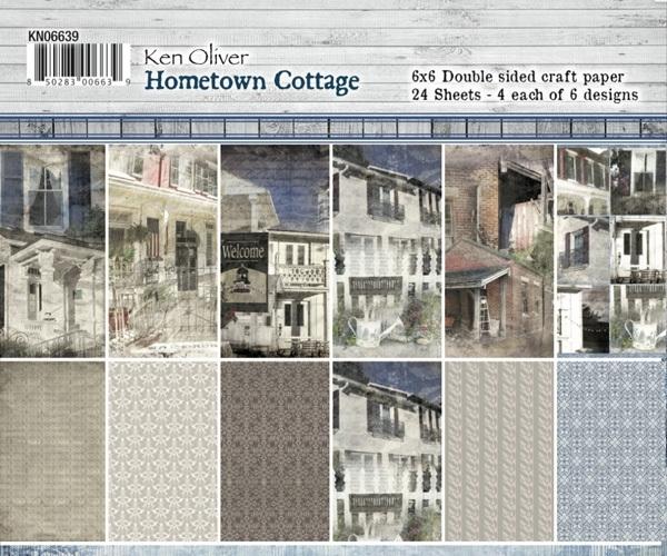 Ken Oliver - Hometown cottage