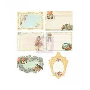 Prima - Divine notecards