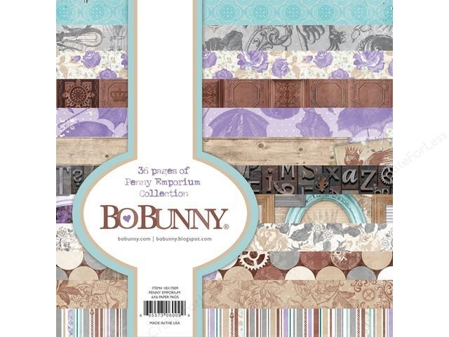Bo Bunny - Penny emporium
