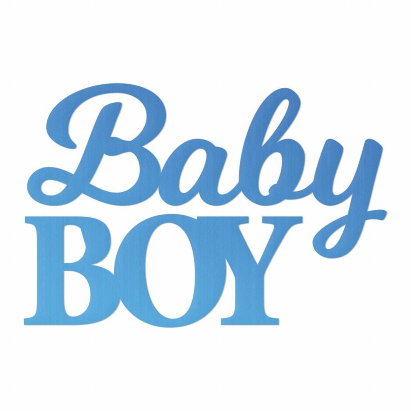 Couture Creations - Baby boy die