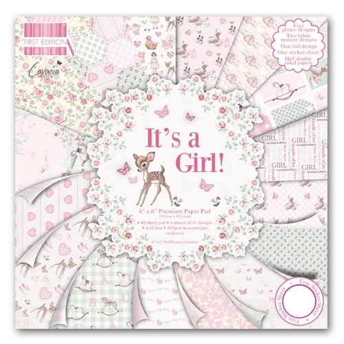 First edition - It's a girl