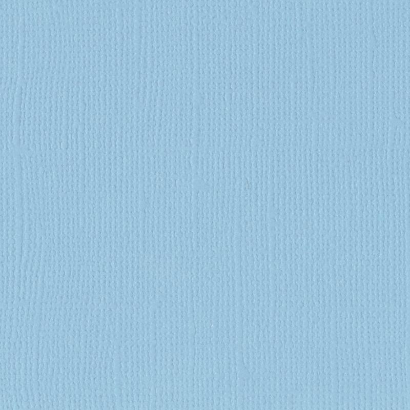 Cardstock - blauw, ijs