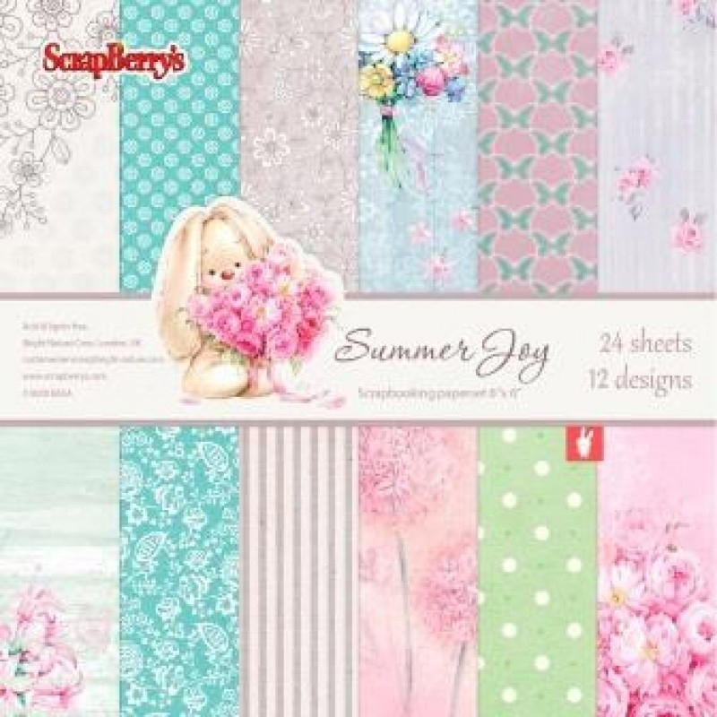 Scrapberry's - Summer joy