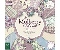 First edition - Mulberry kisses 20x20