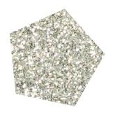 Flexfolie Glitter Silver  5 m x 7 cm