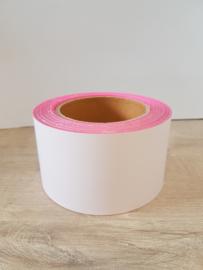 Flexfolie Fluor Pink  25 m x 7 cm