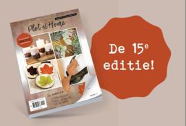 Magazine Plot at Home 15 Najaar 2020