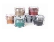 Silhouette Glitter bold colors (6 potjes (2))