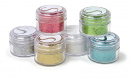 Silhouette Glitter essential colors (6 potjes(1))